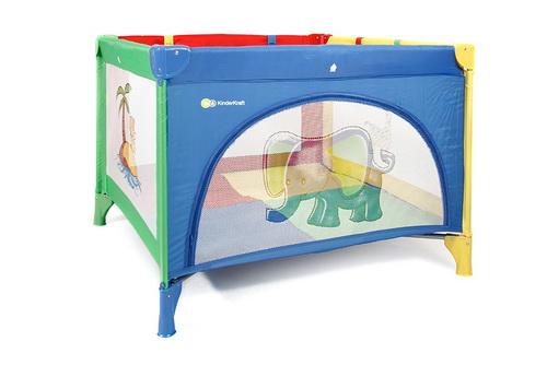 KinderKraft - Tarc de joaca Play