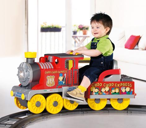 Peg Perego - Trenulet CHOO CHOO EXPRESS