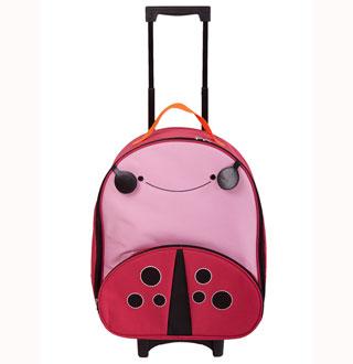 Kinderkraft - Troler pentru copii LadyBug