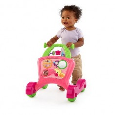 Bright Starts - Antepremergator 2 in 1 Pretty in Pink Sit-to-Strive